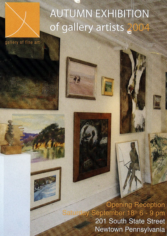 Autumn Exhibition of Gallery Artists 2004