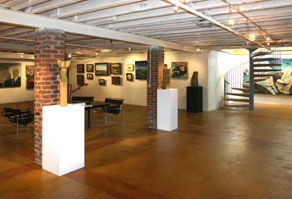 the gallery of fine art
