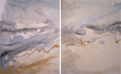 Nor'easter Diptych